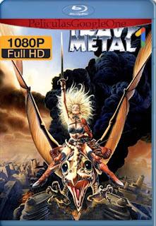 Heavy Metal [1981] [1080p BRrip] [Latino-Inglés] [GoogleDrive] RafagaHD