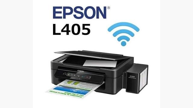 Cara Koneksi Wifi Printer Epson L405