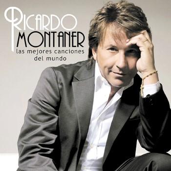 Foto de Ricardo Montaner en portada de disco