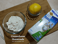 Resep Creamcheese Homemade