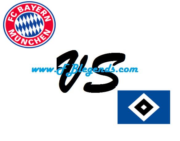 مشاهدة مباراة هامبورج وبايرن ميونخ بث مباشر في الدوري الالماني يوم 21-10-2017 مباريات اليوم hamburger sv vs bayern munich