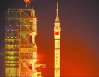 China Launches 5 Satellites on Single Rocket