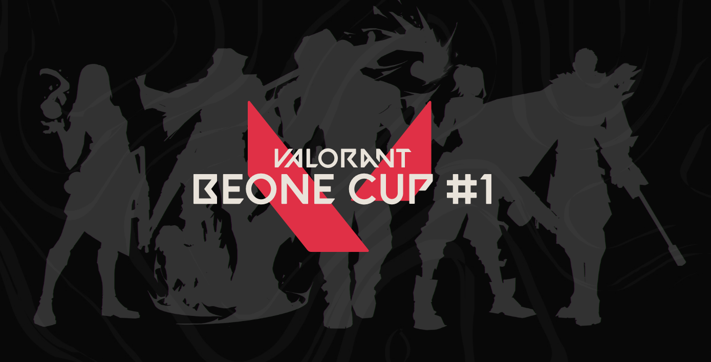 BeOne Cup ANONYMO VALORANT