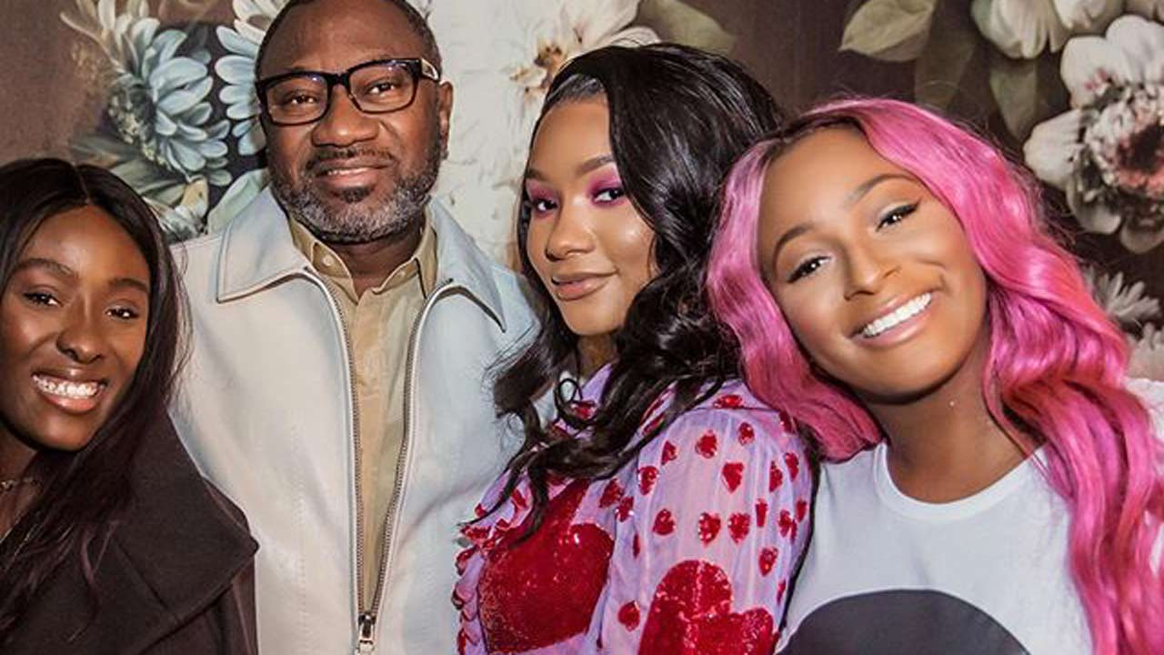 Femi Otedola Gifts DJ Cuppy & Her Sisters Customized Ferrari Cars Worth 83 Million Naira Each #Arewapublisize