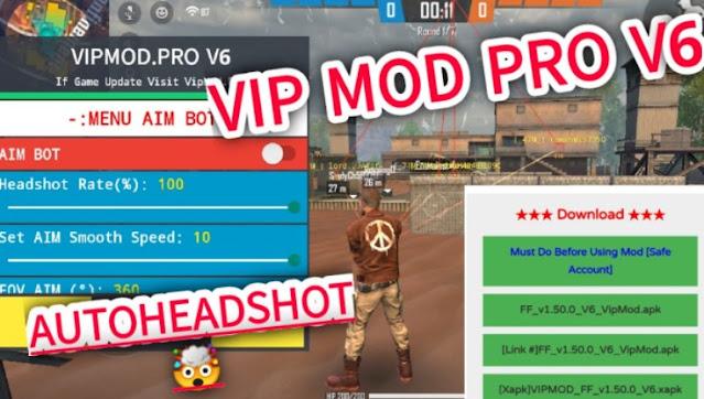 Apk Mod Auto Aim FF VIP