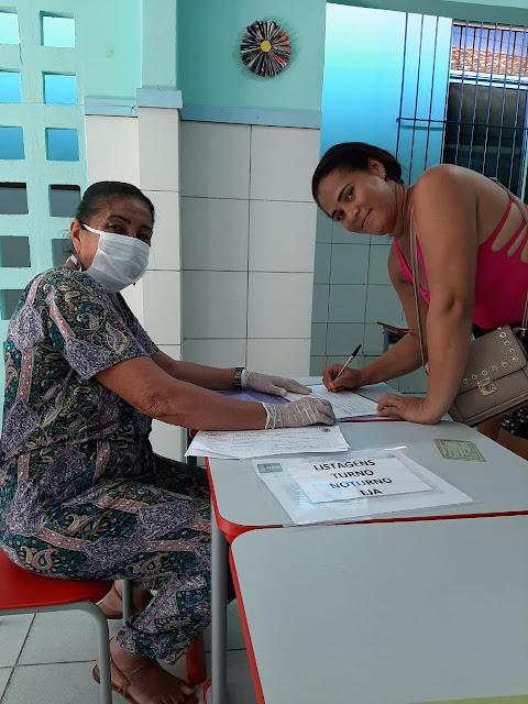 Cestas Básicas estão sendo distribuídas para sua população de Salvador