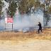 ISRAEL: 8 BALONES INCENDIARIOS EN UNA HORA