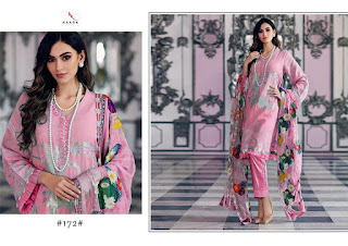 Kaara Suits Anaya Lawn 2020 pakistani Suits Wholesaler