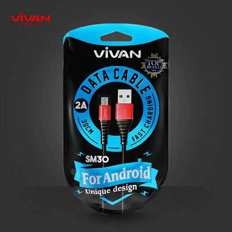 Kabel Data VIVAN Micro USB SM30