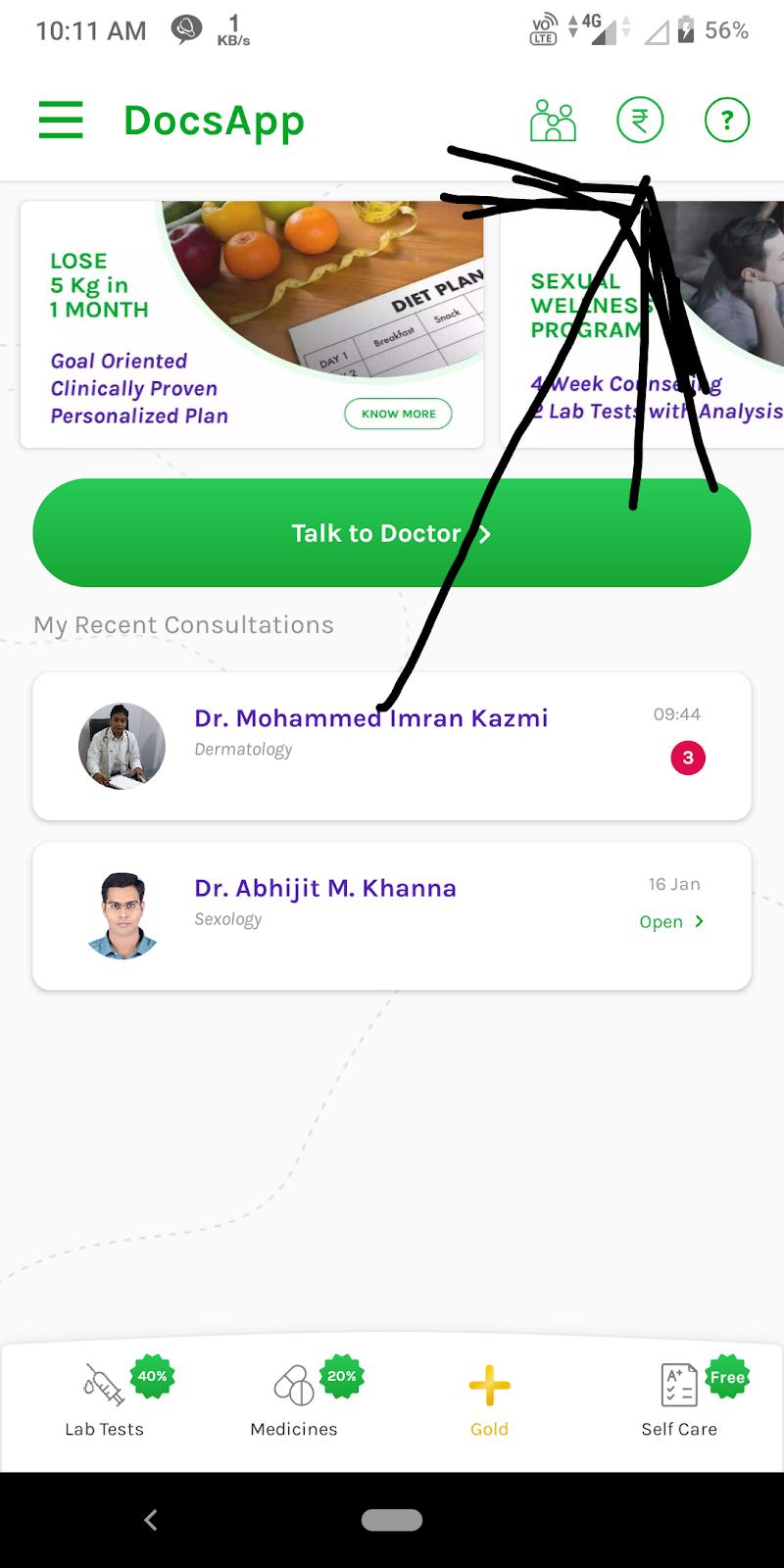 Docs App loot