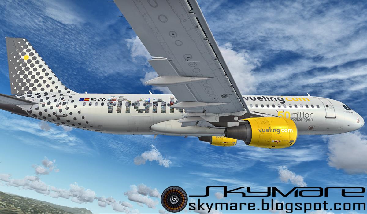 Skymare's Hangar: Aerosoft Airbus X Extended Repaints for FSX