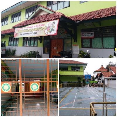 Gedung SDIT Darul Ma'arif, Pondok Kelapa