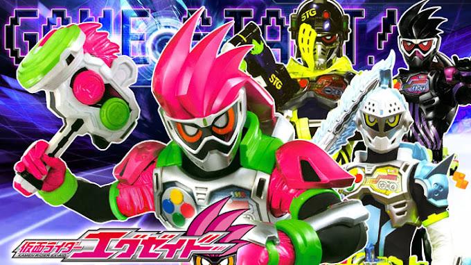 Kamen Rider Ex-Aid Episode 1 - 45 Tamat Subtitle Indonesia