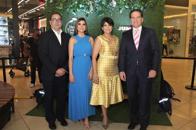 Alejandro Vargas, Cristal Leon, Cinthia Antonio y Manuel Corripio.