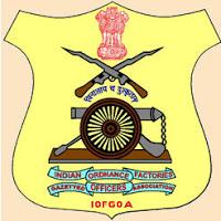 Indian Ordnance Factory-job