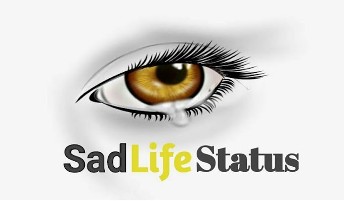 Sad Life Status Shayari Hindi - Best Sad Status in Hindi 2021