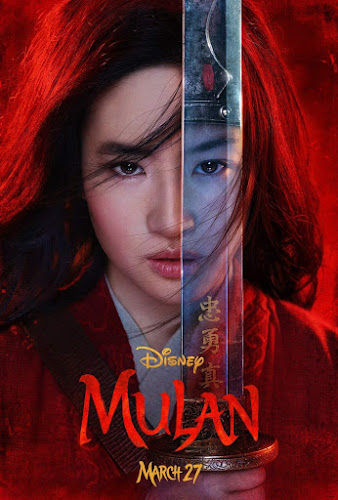 Mulan [2020] [CUSTOM HD] [DVDR] [NTSC] [Latino]