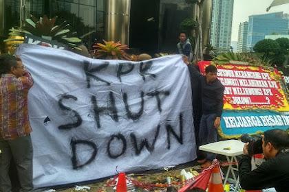 KPK Shutdown, Sekarang Semua Terserah Anda Pak Jokowi!