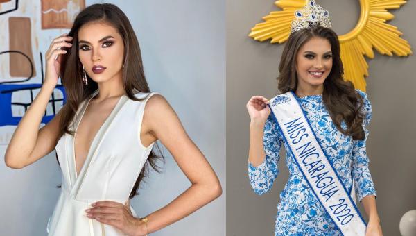Ana Marcelo es Miss Nicaragua 2020