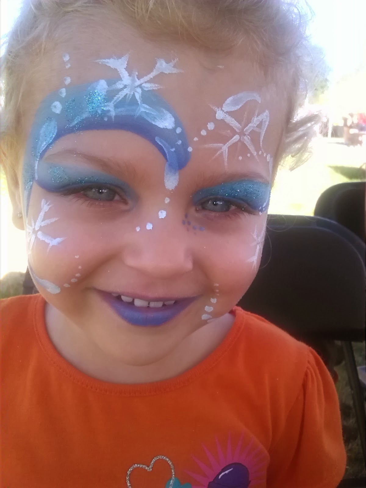 Corporate Professional Face Painter Tampa Florida