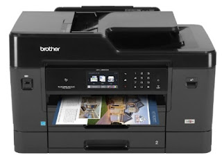 Brother Printer MFCJ6930DW Wireless Color Inkjet Printer
