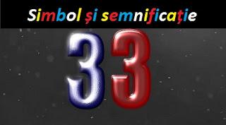 Numărul 33: Simbol și semnificație