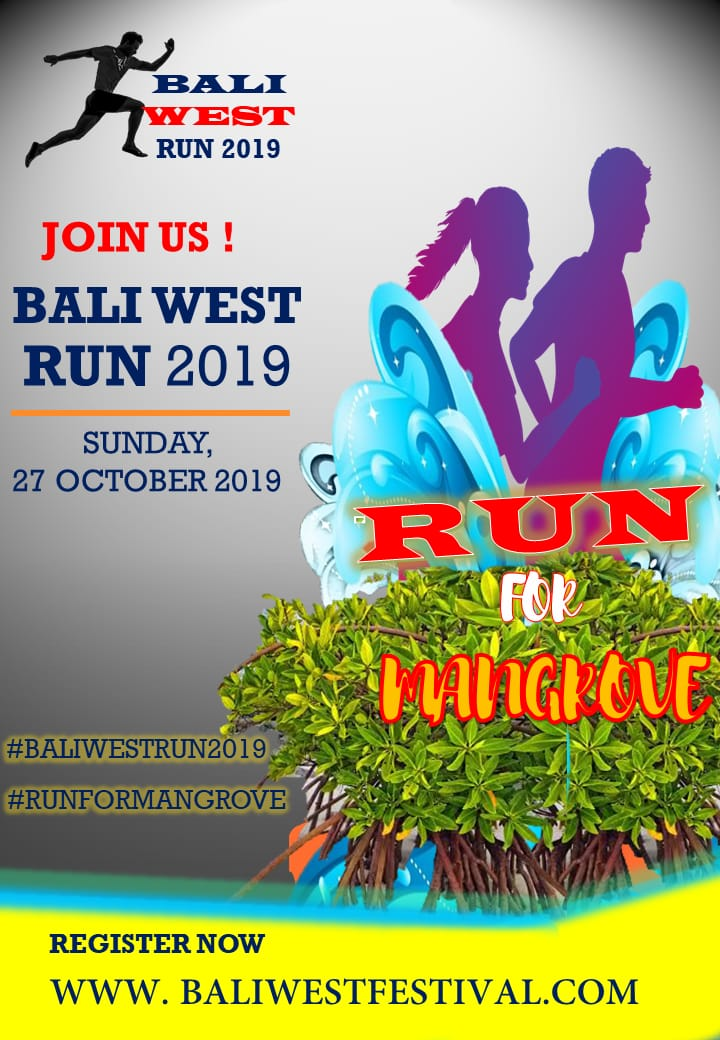 Bali West Run - Run for Mangrove • 2019