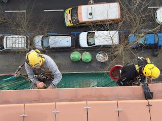 rehabilitación de fachadas Zaragoza