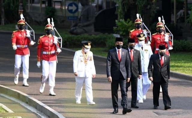Lantik Al Haris Jadi Gubernur Jambi, Musri : Bukti Kenegarawanan Jokowi