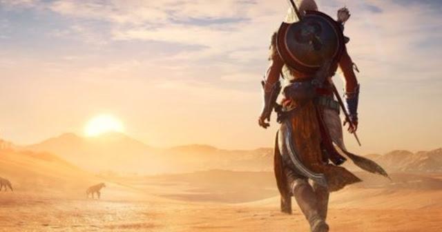 Descobre a origem de Bayek em Assassin's Creed: Origins