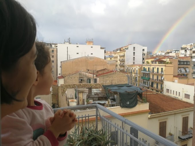 L'arcobaleno ci affascina sempre