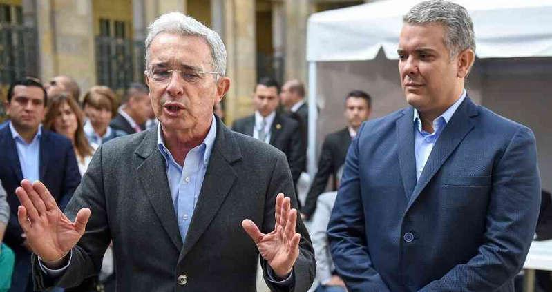 hoyennoticia.com, Uribe y mayorías del  CD enfrentados a Duque por la Reforma Tributaria