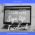 How to Sign Up Facebook New Account