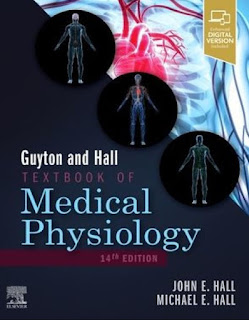 Guyton and Hall Textbook of Medical Physiology 14th Edition