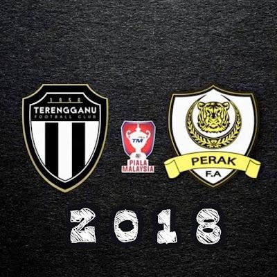 Bola Sepak Piala Malaysia 2018 Penuh Dramatik!