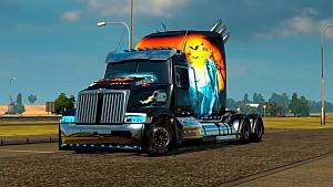 Optimus Prime truck mod