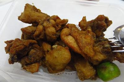Kok Sen, prawn paste chicken