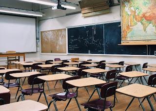 Foto de uma escola