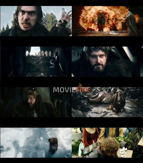The Hobbit: The Battle of the Five Armies (2014) 1080p