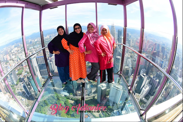 Part 3 | Wordless Wednesday : Skybox Menara KL
