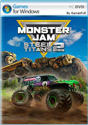 Monster Jam Steel Titans 2 (2021) PC Full Español