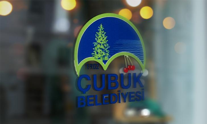 Ankara Çubuk Belediyesi Vektörel Logosu