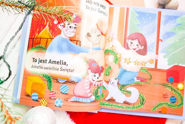 świąteczna książka dla dzieci