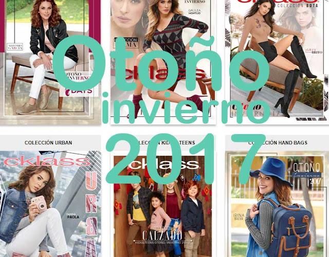 Catalogos CKLASS 2017 digitales otoño invierno | calzados y ropa