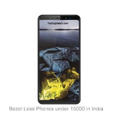 Top Smartphones with 18:9 Display under Rs 15,000 in India