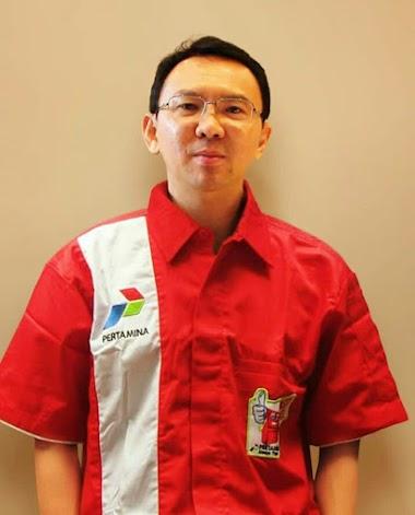 Ahok diberi waktu satu bulan untuk membenahi pertamina oleh Erick Thohir