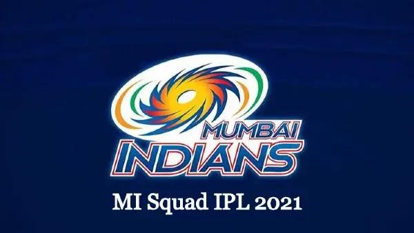MI Squad IPL 2021: Complete List Of Players In Mumbai Indians
