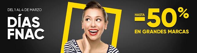 10 mejores ofertas de la promoción Días FNAC