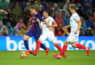 Crónica FC Barcelona 2 - Sevilla FC 1