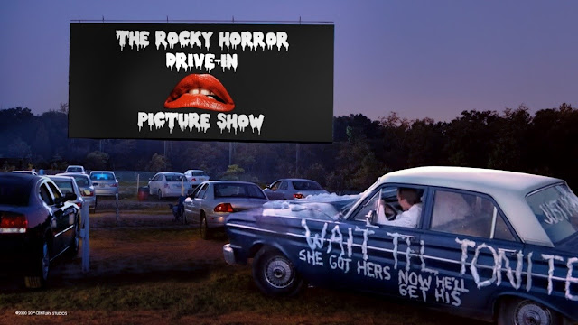 Rocky Horror Picture Show drive in screenings
